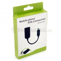 Cablu telefon ADAPTOR USB - OTG (on the go)
