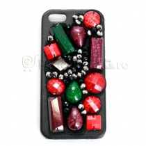 Carcasa iphone 5 - fashion colored stones