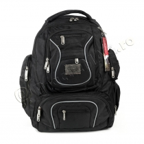 Rucsac Laptop JEEP Executive - Marseille Black 13 - 14 inch Multifunction
